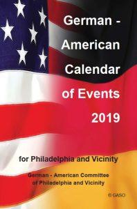 2019 Calendar Booklet